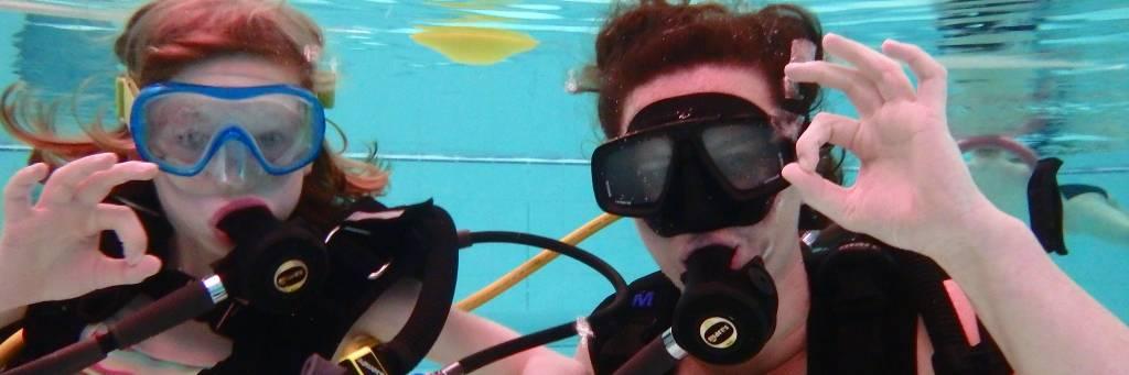Leren duiken - Duikinitiatie - Duikintroductie