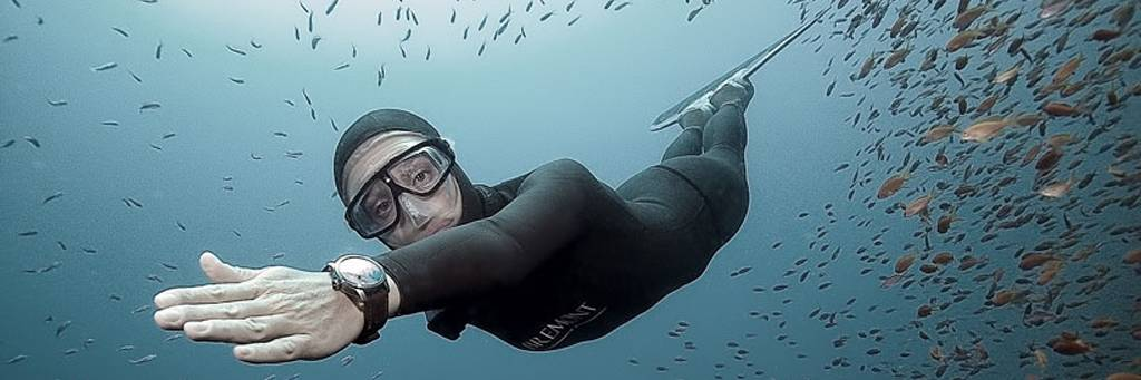 Freediving ScubaXP