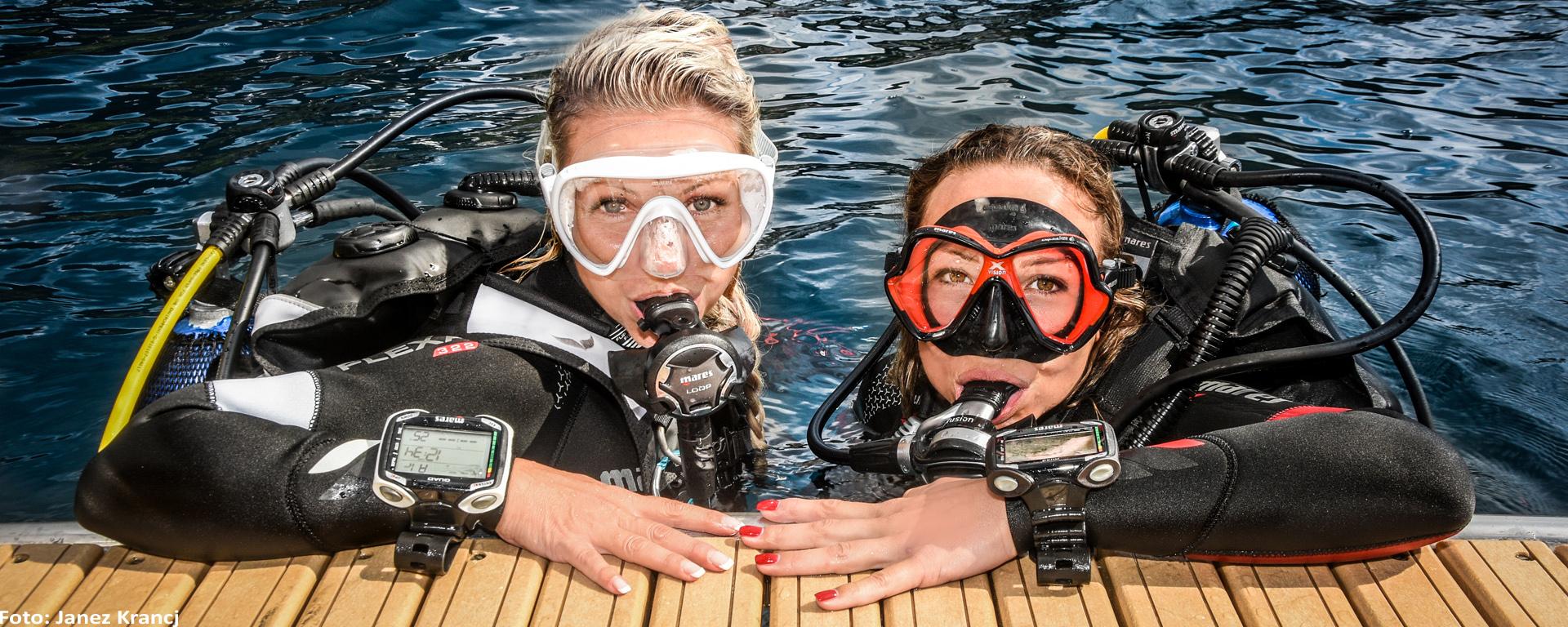 ScubaXP Leren duiken - Ons team staat voor jullie klaar!