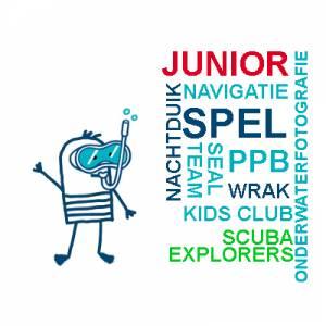 ScubaXP Jeugdduiken - Junior duikopleidingen in het Waasland
